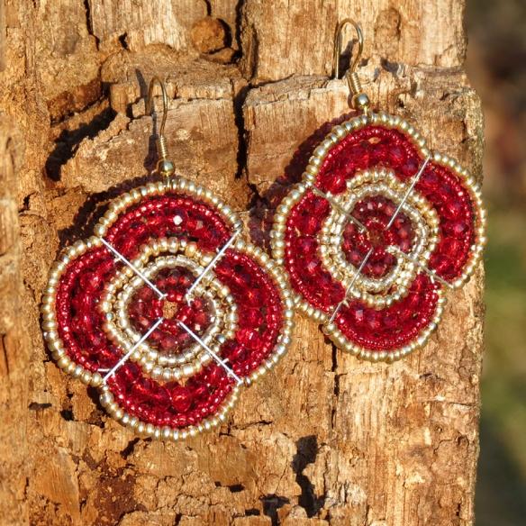 Hieropice earrings