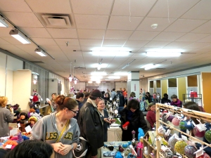 Etsy Artists of Boston Winter Bazaar